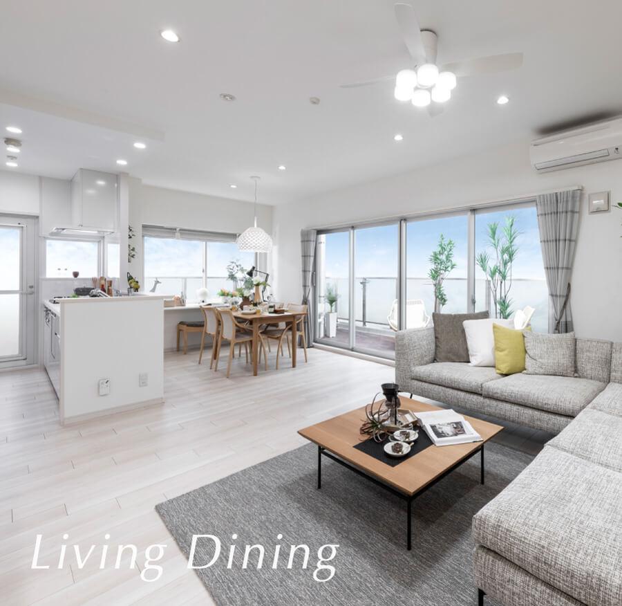 living dining